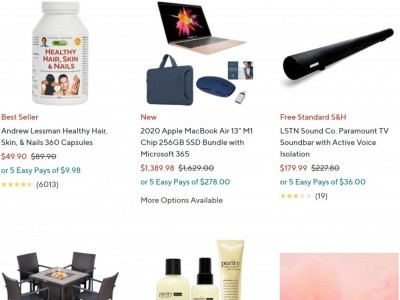 QVC (Weekly Special Value) Flyer