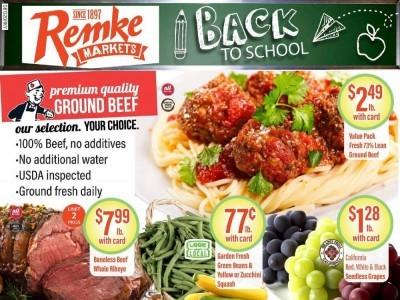 Remke Bigg's (Special Offer) Flyer