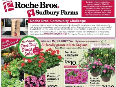 Roche Bros. Supermarkets (Special offer) Flyer
