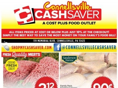 Shop Cash Saver (Special Offer - PA) Flyer