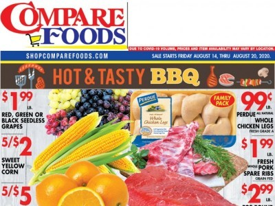 Shop Compare Foods (Special Offer) Flyer
