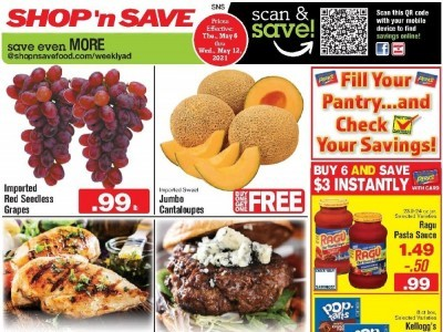 SHOP 'n SAVE (Weekly Specials) Flyer