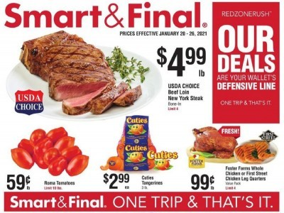 Smart & Final (Special Offer) Flyer