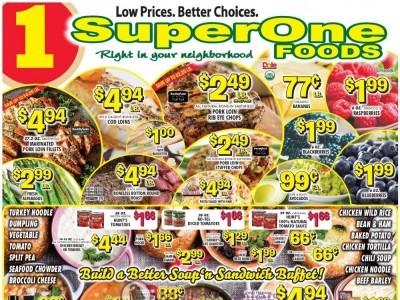 Super One Foods (Low Prices - MI) Flyer