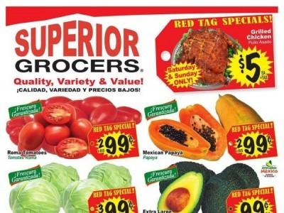 Superior Grocers (Special Offer) Flyer