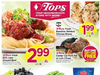 Tops Markets (Special Offer - NY) Flyer