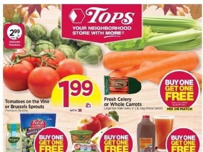 Tops Markets (Special Offer - VT) Flyer
