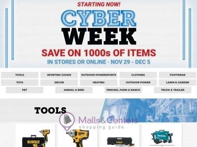 Tractor Supply (Cyber Week) Flyer