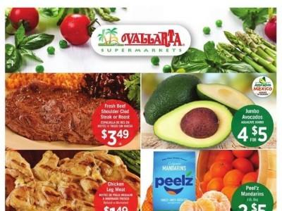 Vallarta (Special Offer) Flyer