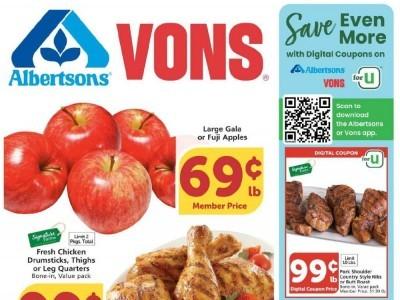 Vons (Weekly Specials) Flyer