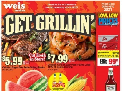 Weis Markets (Special Offer) Flyer