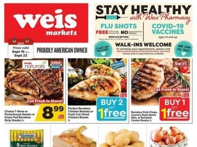 Weis Markets (Special Offer) Flyer