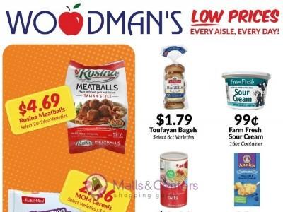 Woodman's Markets (Weekly Specials) Flyer