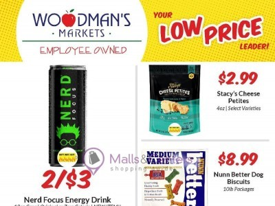Woodman's Markets (Your Low Prices Leader) Flyer