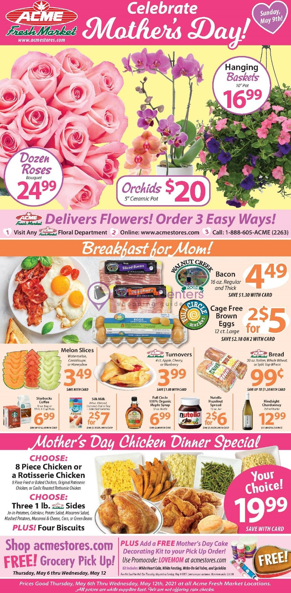 weekly ads Acme Fresh Market - page 1 - mallscenters.com