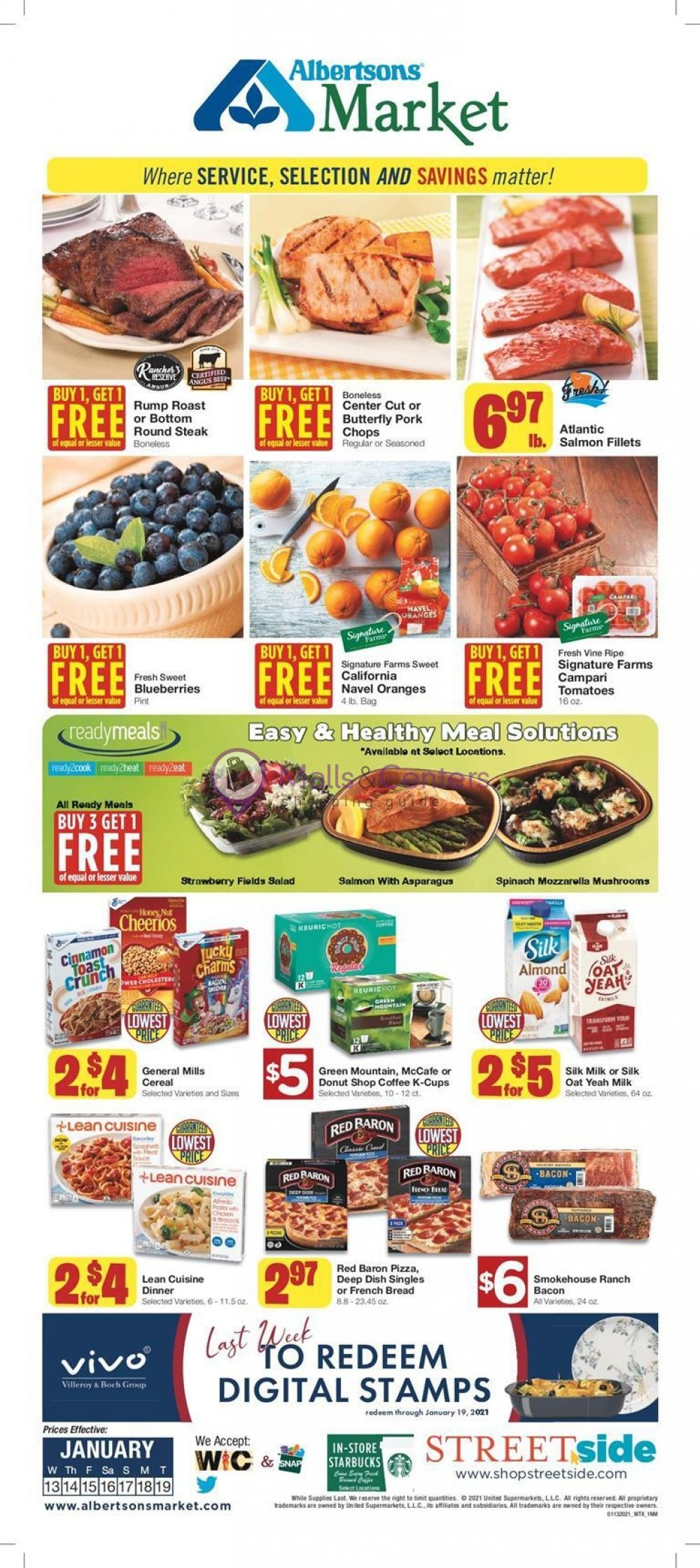 weekly ads Albertsons - page 1 - mallscenters.com