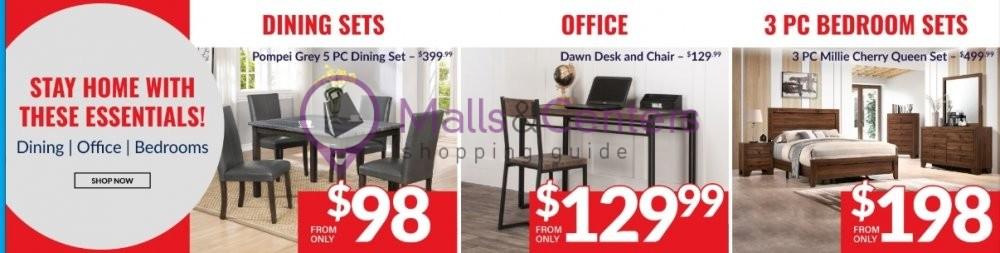 weekly ads American Freight Furniture - page 1 - mallscenters.com