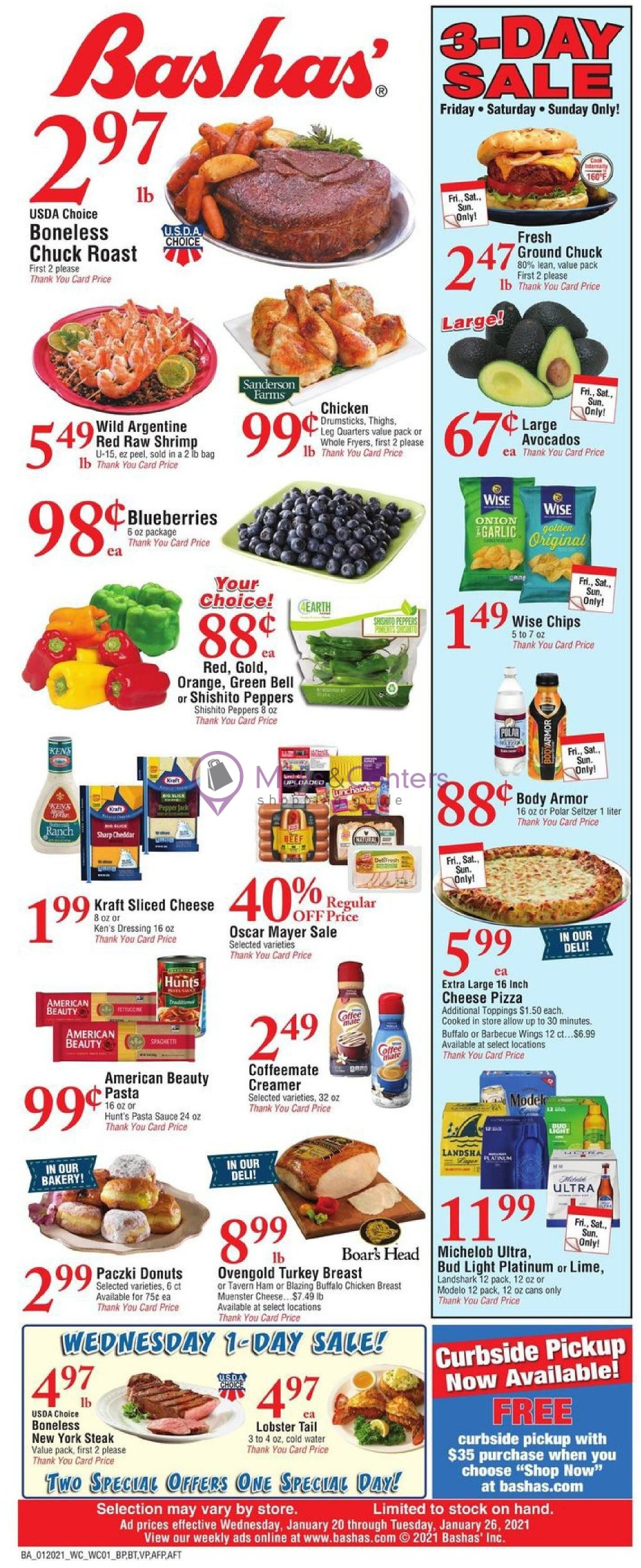 weekly ads Bashas' - page 1 - mallscenters.com