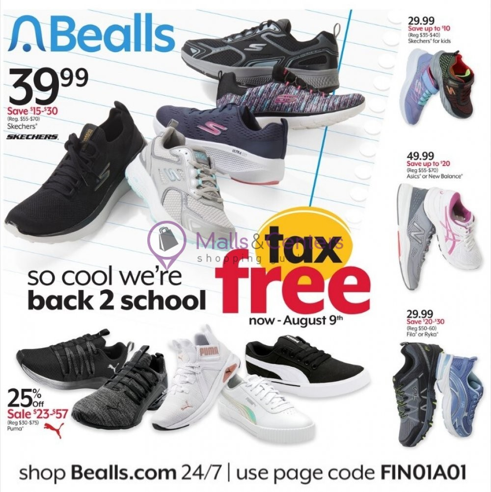 weekly ads Bealls Florida - page 1 - mallscenters.com