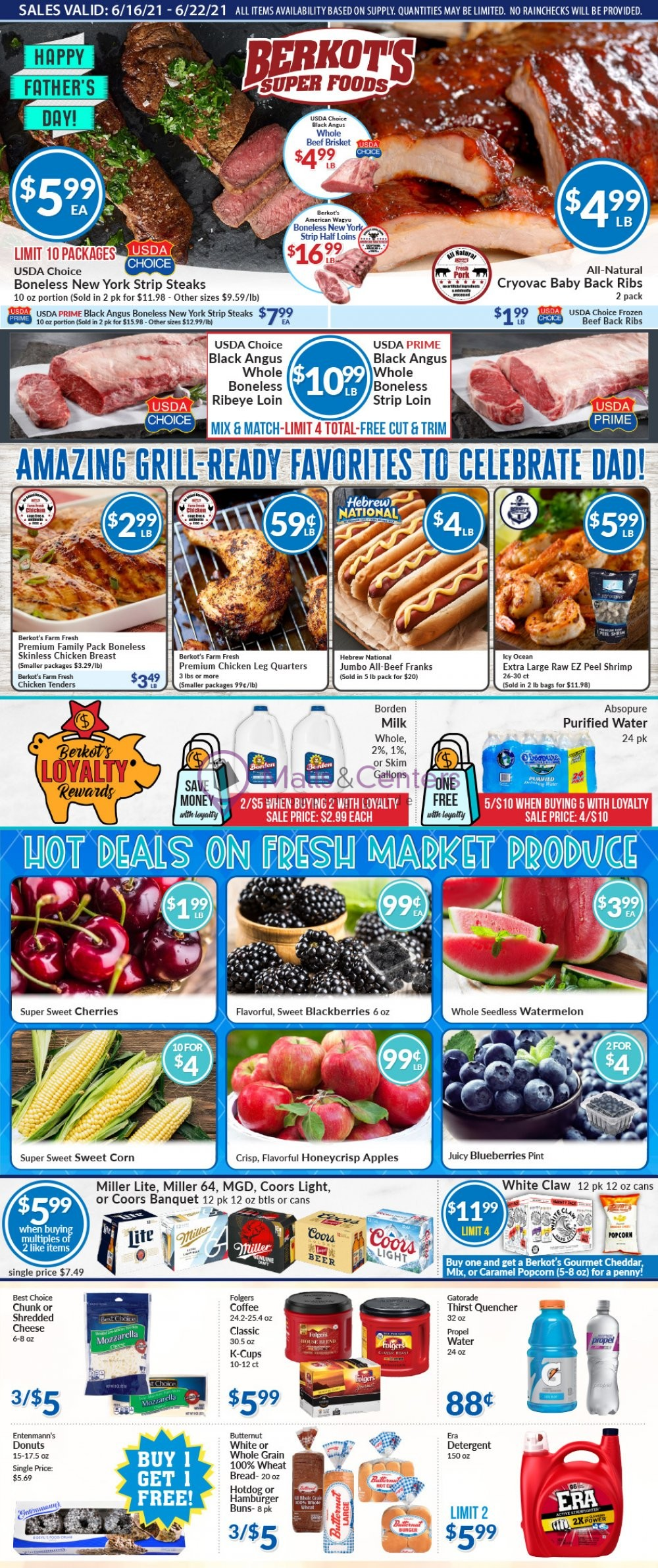 weekly ads Berkot's Super Foods - page 1 - mallscenters.com