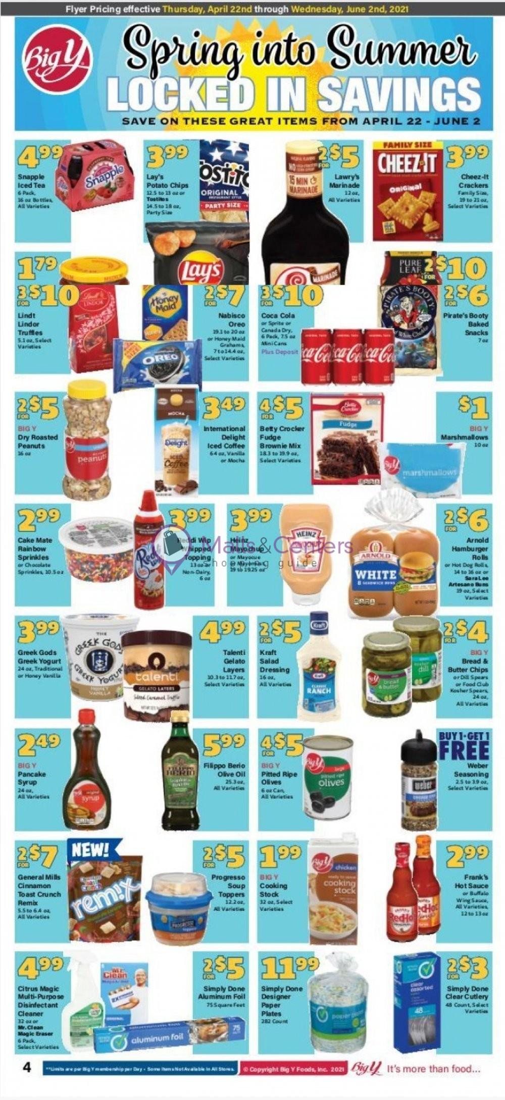 weekly ads Big Y - page 1 - mallscenters.com