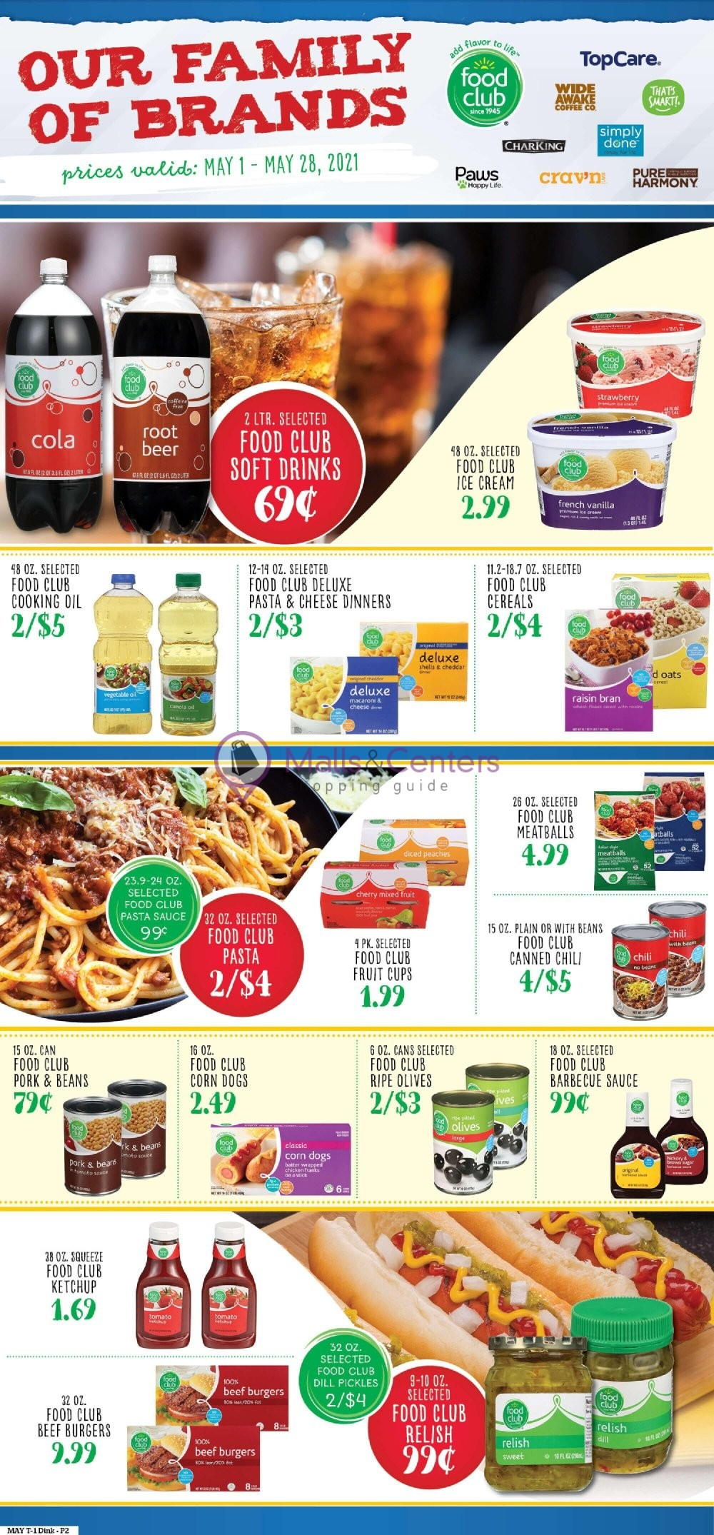 weekly ads Breaux Mart - page 1 - mallscenters.com