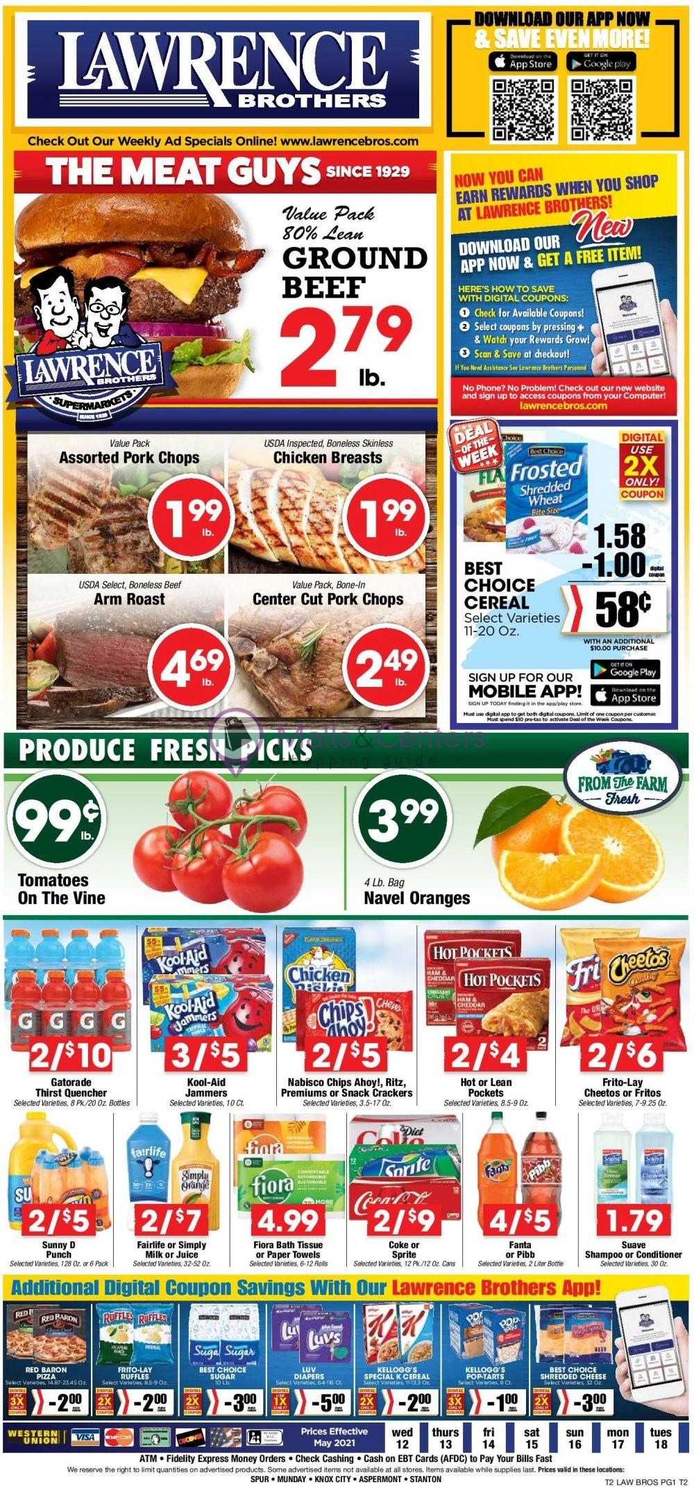 weekly ads CashSaver - page 1 - mallscenters.com