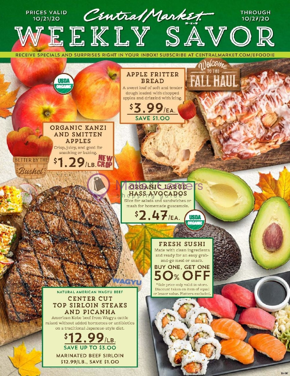weekly ads Central Market - Really into Food - page 1 - mallscenters.com