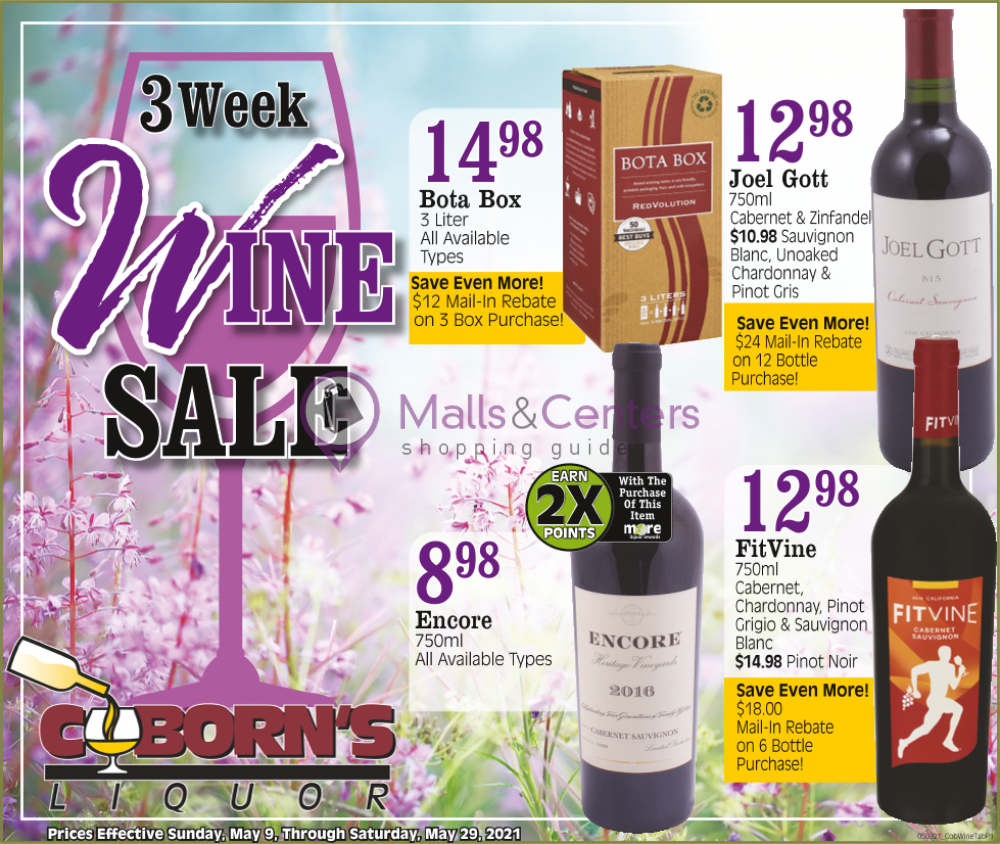 weekly ads Coborn's - page 1 - mallscenters.com