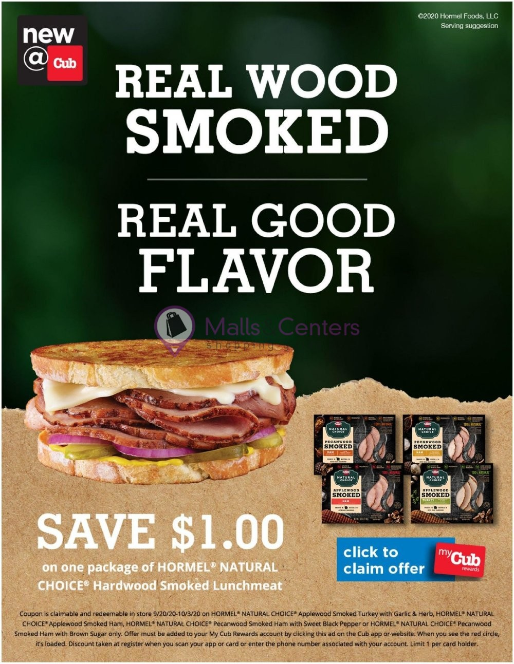 weekly ads Cub Foods - page 1 - mallscenters.com