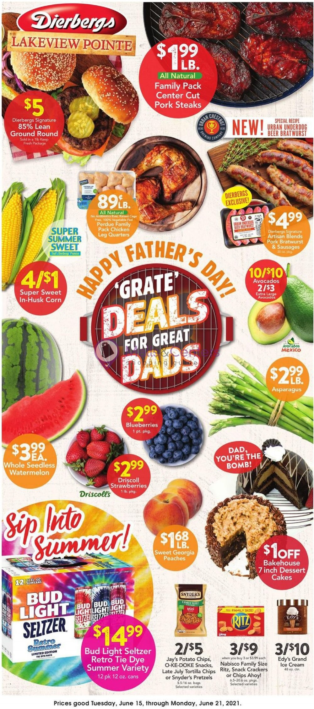 weekly ads Dierbergs - page 1 - mallscenters.com