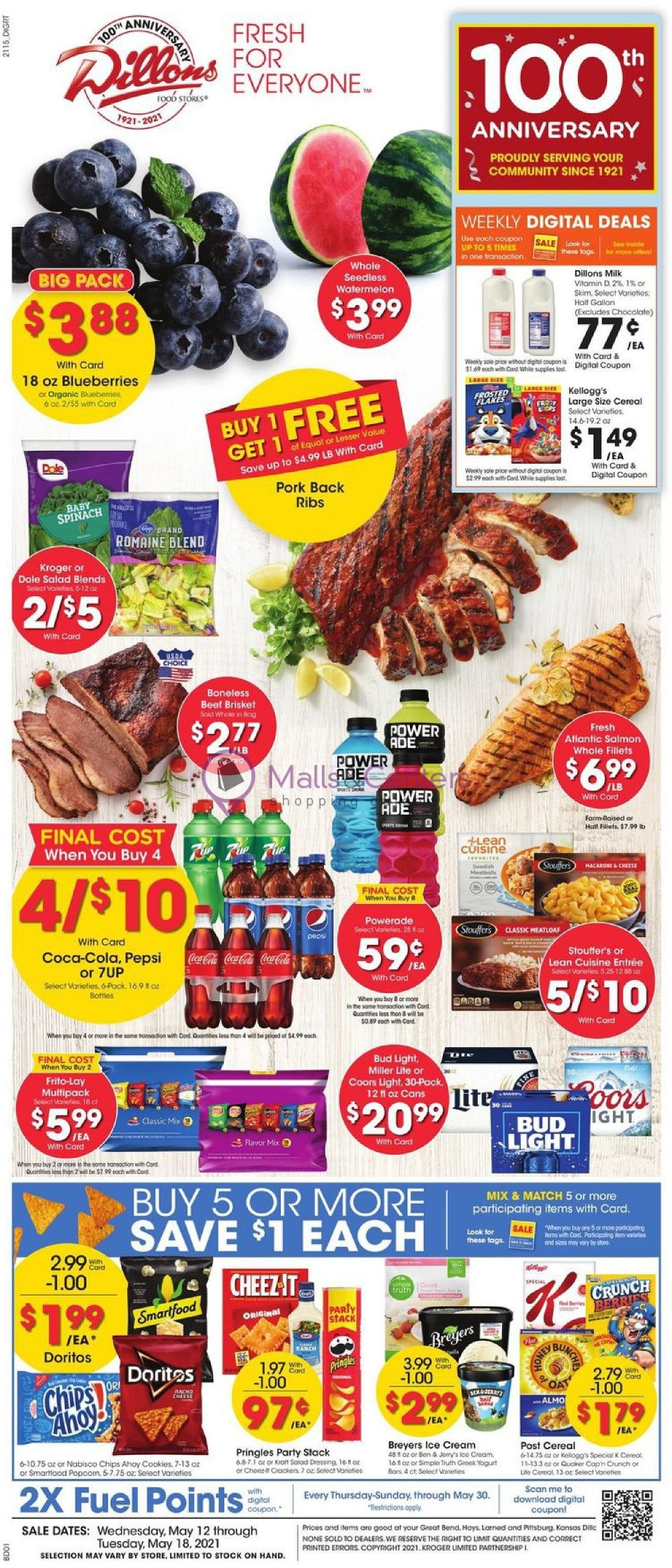 weekly ads Dillons - page 1 - mallscenters.com