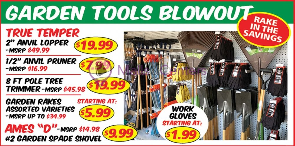 weekly ads Discount Outlet - page 1 - mallscenters.com