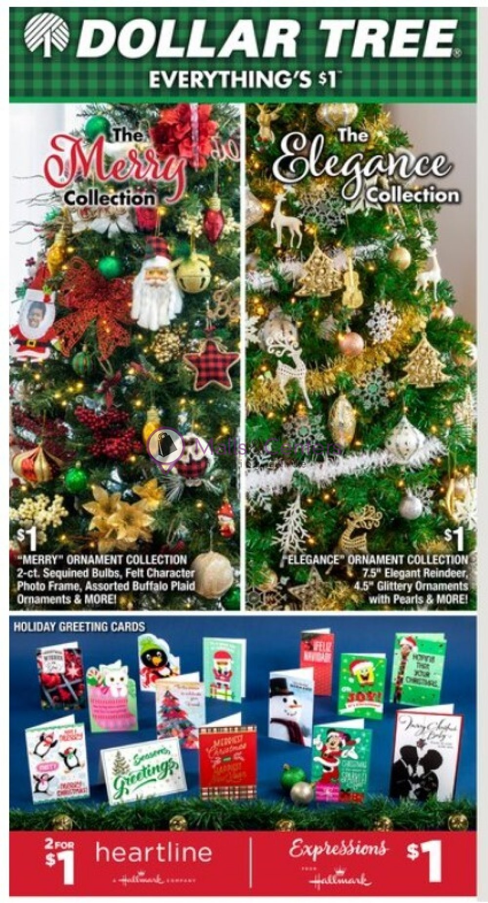 weekly ads Dollar Tree - page 1 - mallscenters.com