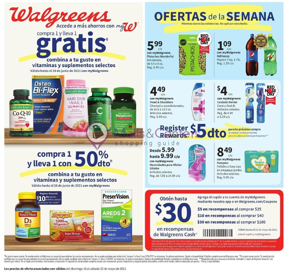 weekly ads Duane Reade - page 1 - mallscenters.com