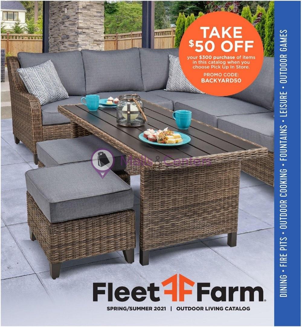 weekly ads Fleet Farm - page 1 - mallscenters.com