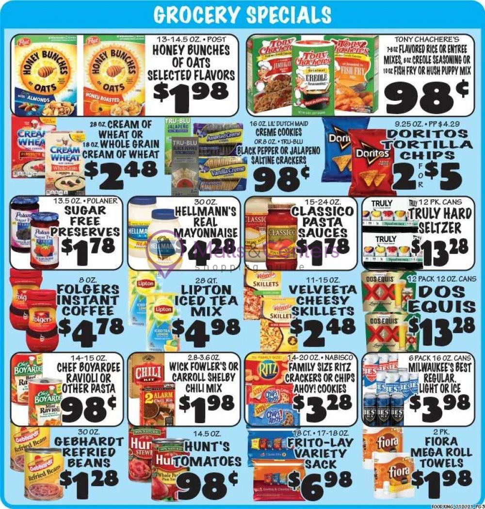Food King Texas City Weekly Ad - sales & flyers specials ...
