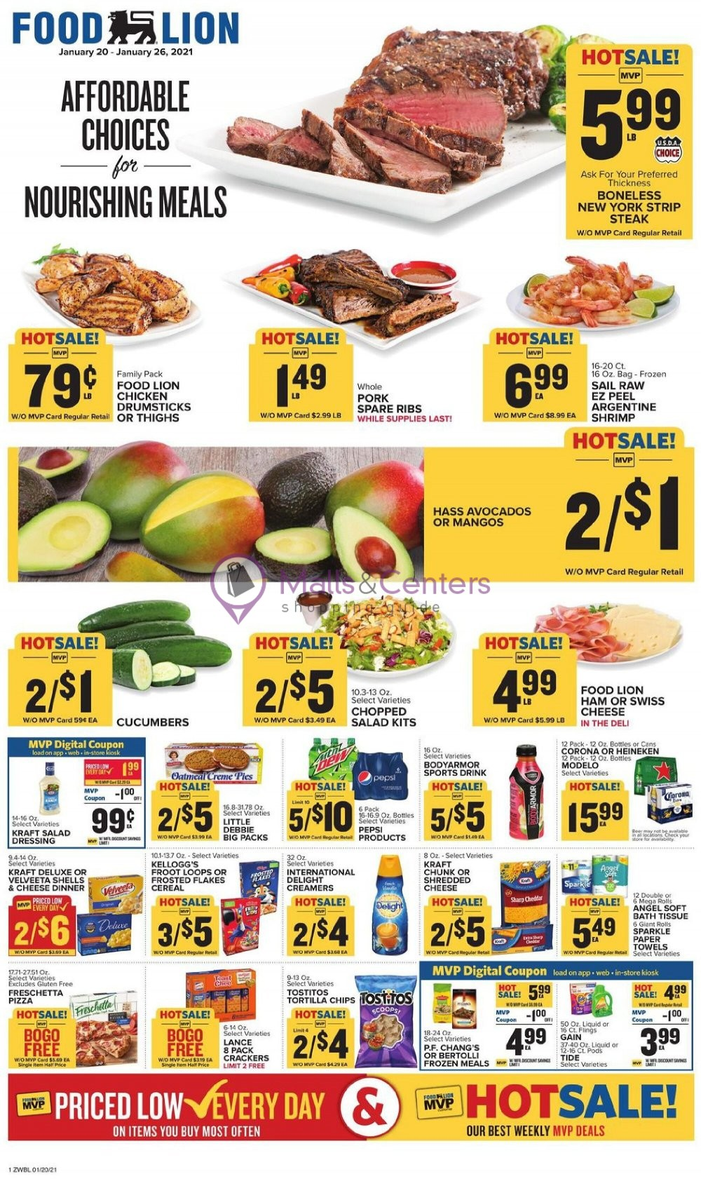 weekly ads Food Lion - page 1 - mallscenters.com