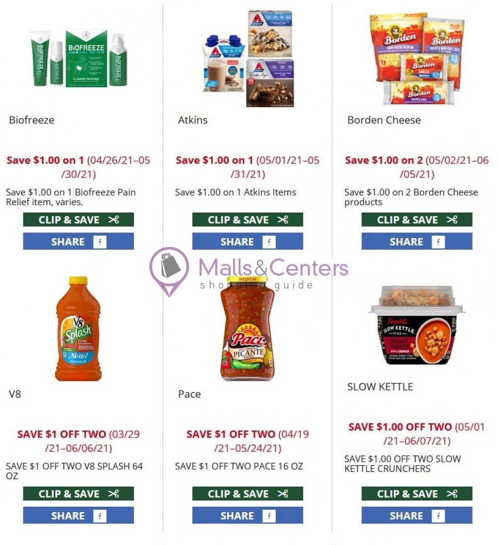 weekly ads Frick's Market - page 1 - mallscenters.com
