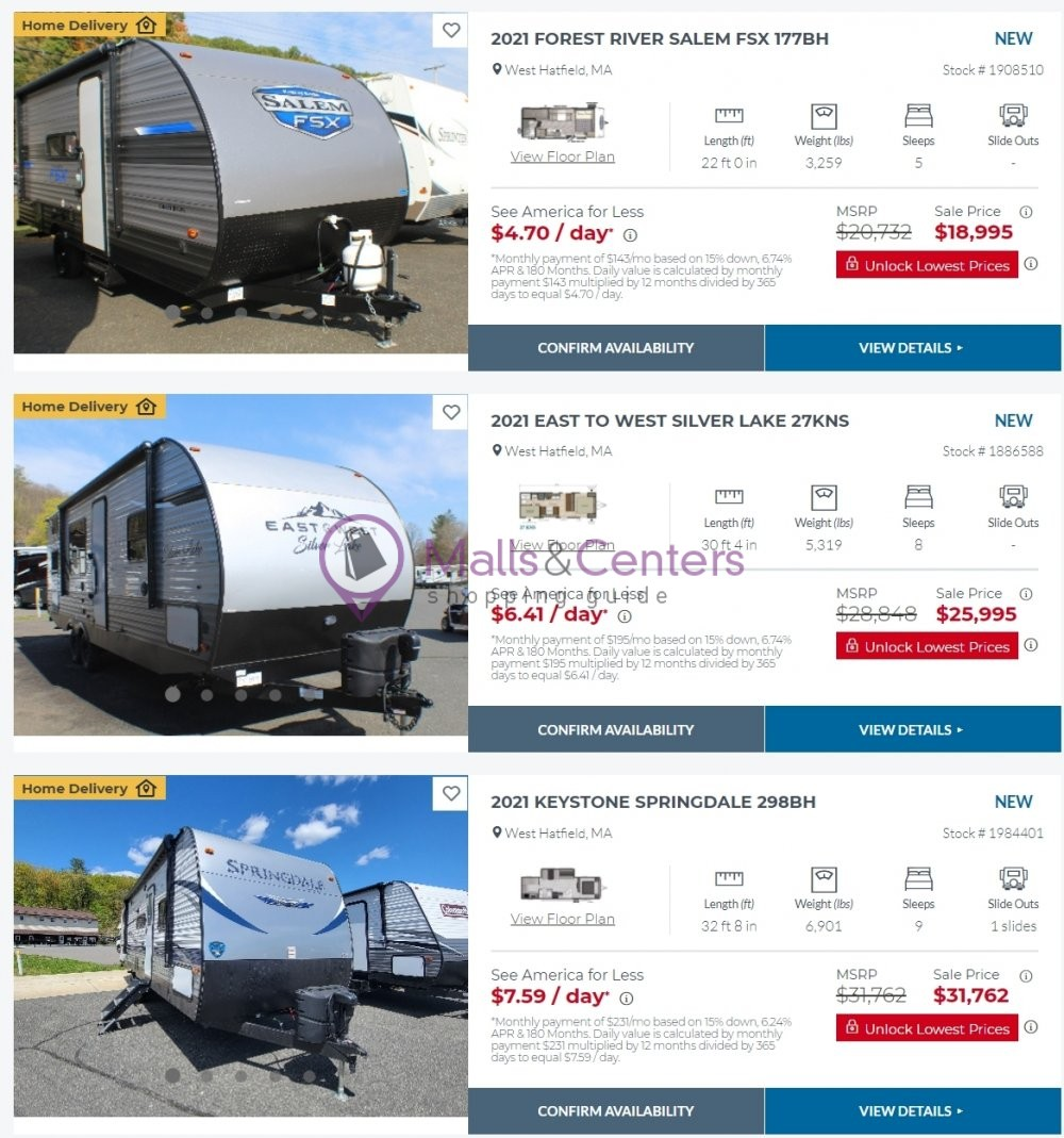 weekly ads Gander RV&Outdoors - page 1 - mallscenters.com