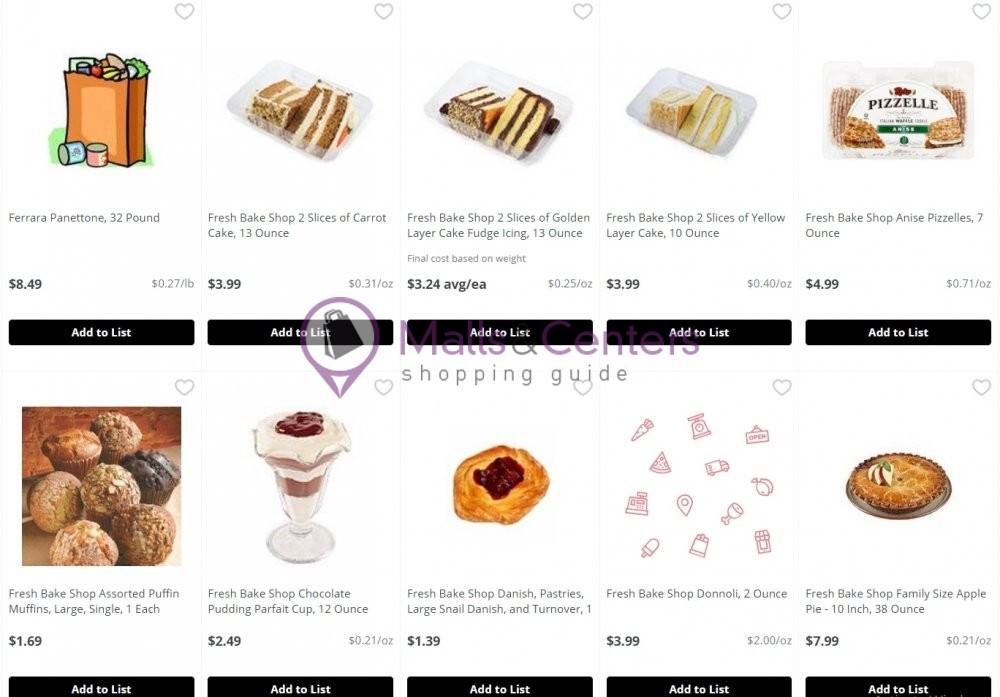 weekly ads Gourmet Garage - page 1 - mallscenters.com
