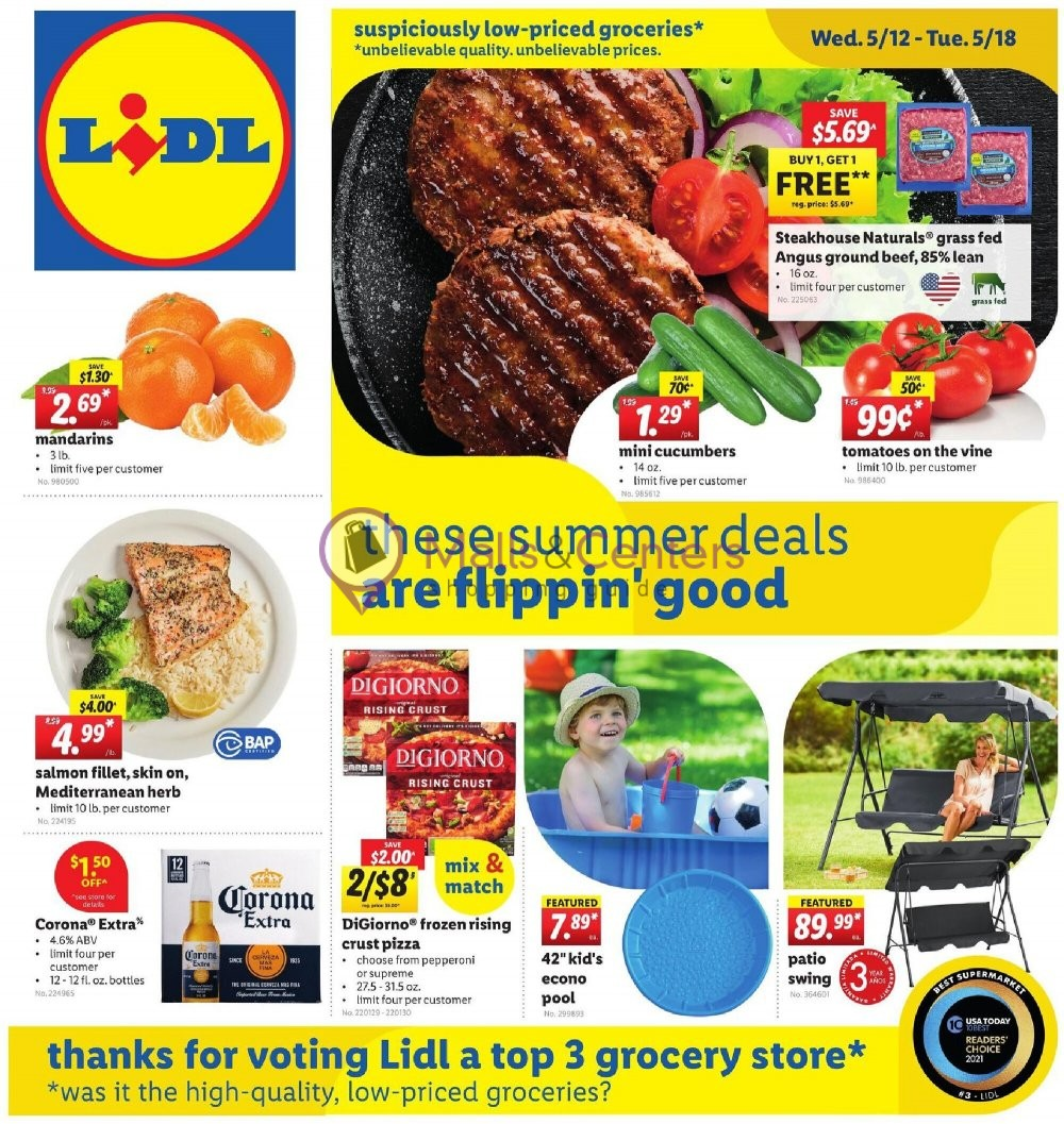 weekly ads Lidl - page 1 - mallscenters.com