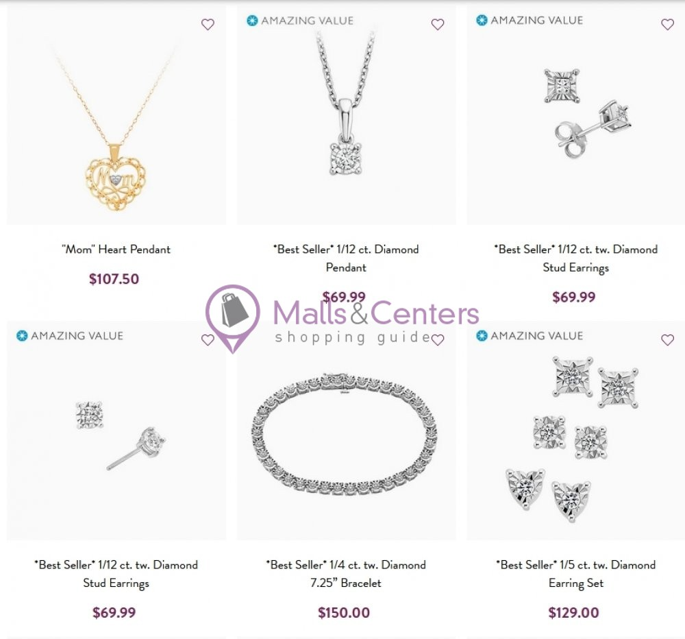 weekly ads Littman Jewelers - page 1 - mallscenters.com