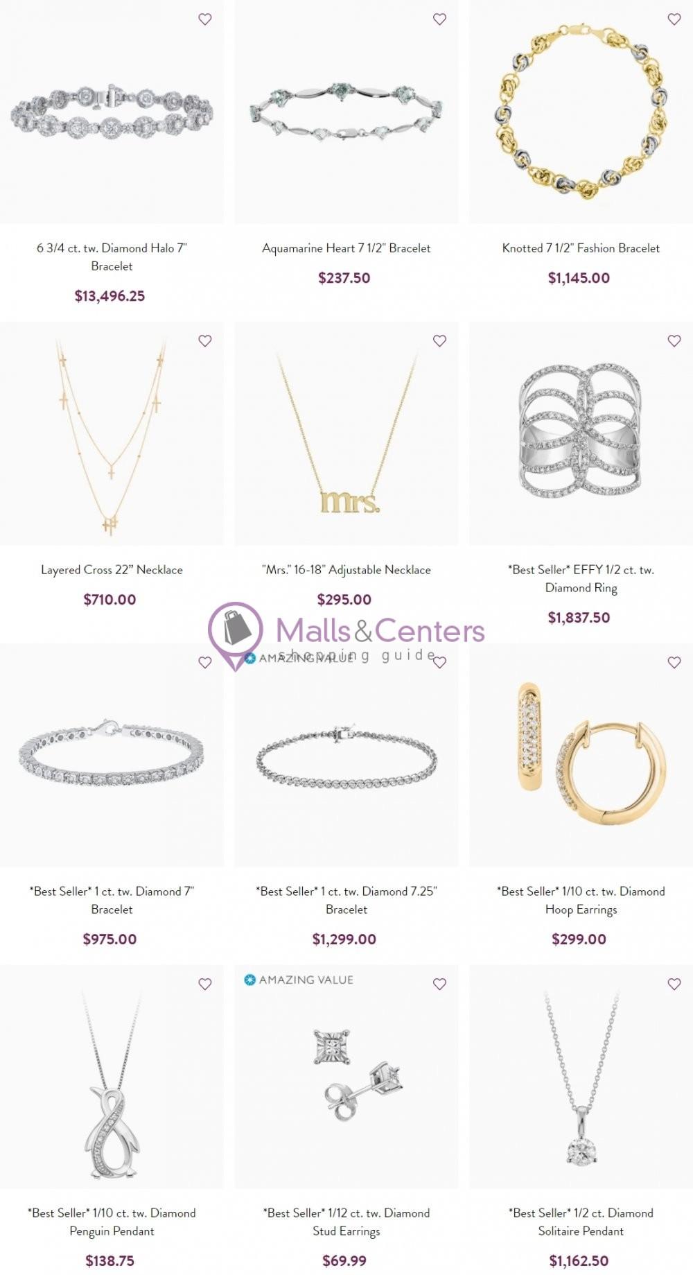 weekly ads Littman Jewelers - page 1 - mallscenters.com