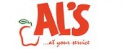 Al's Supermarket logo