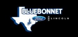 Bluebonnet Motors Ford logo