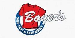 Boyer's Food Markets logo