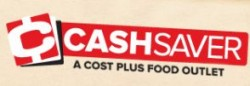 Cash Saver Cost Plus Food Outlet logo