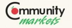 Community Markets logo
