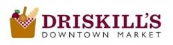 Driskill's Downtown Market logo